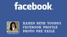 Karen Beth Young of Maryland who is suing Facebook