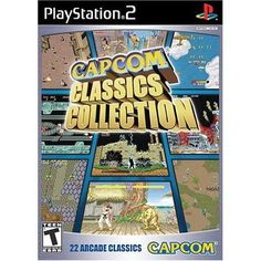 Capcom Classics Collection -- To view further for this item, visit the image link.Note:It is affiliate link to Amazon.