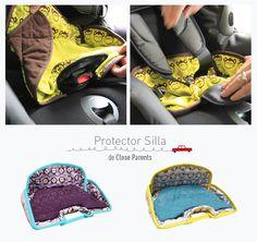 Lo mejor para viajar con niños en coche. Productos prácticos originales y de calidad. By CloseParents
