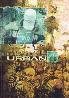Urban - Brunschwig / Ricci | Bulles et Onomatopées