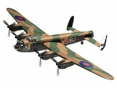 The Corgi Avro Lancaster B1 (Special) W4964 9 Sqn RAF 'Johnny Walker' is a diecast model plane in the Corgi Aviation Archive (Limited Edition) range. Throughout the Second World War the Lancaster was involved in a number of daring and historic raids.  From the famous breaching of the dams during Operation Chastise to the later battles over Berlin and Hamburg, the Lancaster was at the forefront of many Allied bombing campaigns.  The Lancaster was also instrumental to the sinking of the…