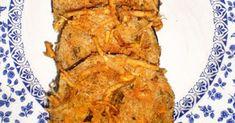 Fuentes: Julia y sus recetas y Cuchara de Palo Tenía estos dos blogs en mis carpeta de favoritos aunque la receta que seguífue ... Canapes, Eggplant, Cooking Recipes, Chicken, Meat, Annie, Food, Spinach, Pork