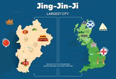 Cities Of The Near Future [INFOGRAPHIC] | Brief News Far Future, England And Scotland, Cities, Infographic, News, Infographics, City, Visual Schedules