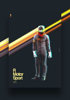 This is our tribute to the human part behind the motorsport world (drivers, engineers, mechanics, managing directors.) who make this races possible thanks to their passion, dedication and unsparing efforts to improve race after race. Create Image, Photo Manipulation, Art Direction, Behance, Posters, Poster, Photo Editing, Billboard