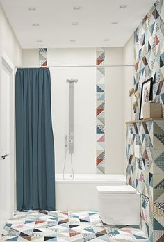 ПРИТОМСКИЙ ПРОСПЕКТ | Ванная комната. Ванная