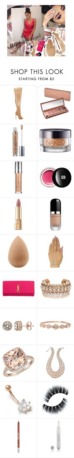 """' she got that sophisticated, street smart, spiritual, soulful, savage thing about her '"" by melondii-x ❤ liked on Polyvore featuring beauty, Privileged, Urban Decay, Edward Bess, Dolce&Gabbana, Marc Jacobs, beautyblender, Wet Seal, Yves Saint Laurent and Marchesa"