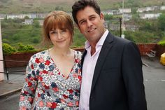 Ruth Jones is back in Pontyberry and there's lots occurrin'