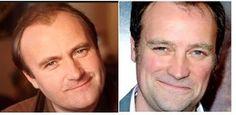 Phil Collins and David Hewlett (StarGate)