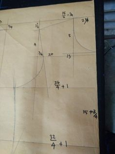 Sewing Basics, Sewing Hacks, Sewing Tutorials, Sewing Patterns, Basic Sewing, Tutorial Sewing, Dress Making Patterns, Pattern Making, Pola Lengan