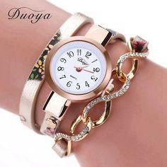 Fashion Bracelet Wristwatch