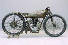 Harleys vintage motorcycle