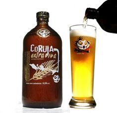 Coruja Extra Viva. Cervejaria Coruja. Forquilhinha-SC. #brazil #beer