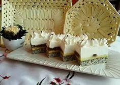 (2) Osztrák királyné, Sissi sütije | Izabela Ráczová receptje - Cookpad receptek Vanilla Cake, Cheesecake, Sissi, Desserts, Food, Tailgate Desserts, Deserts, Cheesecakes, Essen