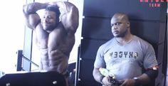 Oxygen Gym au Koweït Prépare des Bodybuildeur Monstrueux pour Mr Olympia