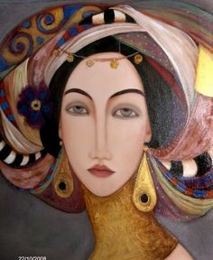 Faiza Maghni (1964, Algeria), lives in France