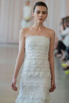 Oscar de la Renta | Spring 2016 Bridal | The Imprint