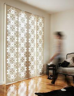 Laser Cutting » Laser Cut Curtains