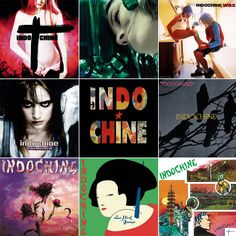 #IndochineRecords / nouveau : vous pouvez dès à présent commander les rééditions vinyles des albums d'#Indochine sur le site www.indochinerecords.com.