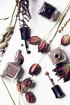 5 Favorites // Fall Nail Colors - The Chriselle Factor #TheChriselleFactor