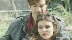 Victoria Justice and Pierson Fode in Naomi and Ely's No Kiss List Victoria Justice, Naomi E Ely, No Kiss List, Music Colleges, Los Angeles Film Festival, Romance Film, Hollywood Couples, Matthew Daddario, The Hollywood Reporter
