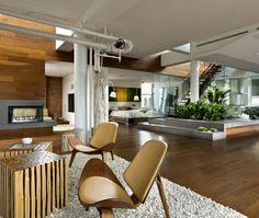 Modern Manhattan Loft | House & Home