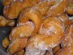 (3) Sodort fánk | zsuzsa56 receptje - Cookpad receptek Churros, Pretzel Bites, Sausage, French Toast, Bread, Breakfast, Food, Hungary, Rum