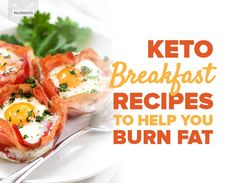 SIMPLE 10 Keto Diet Breakfast Recipes | Buzzy