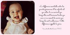 La grâce... - Montessori et Cie