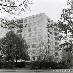 Das Hansaviertel, Pilgerstätte für viele Architekturstudenten (Architekt: Alvar Aalto) #hansaviertel #berlin #70er