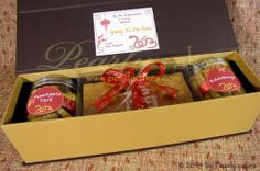 2013 Chinese New Year Hampers | Pearly cakes