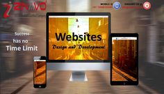 #creative web design firm, we take time to understand esteemed customer's business from web usability. #Zinavo[www.zinavo.com]