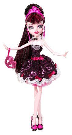 Draculaura Sweet 1600 Monster High Doll