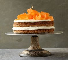 Gluten-Free Carrot Cake Recipe From Cup4Cup