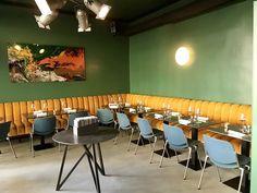 Restaurant Torstr Berlin - Urban Industrial