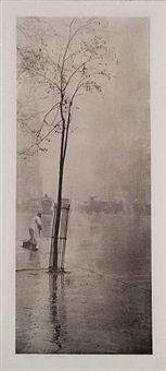Spring Showers by Alfred Stieglitz