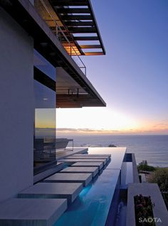 Kloof 151 | Architects: SAOTA | Location: Clifton, Cape Town, South Africa | Photographs: Courtesy of SAOTA