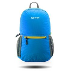 Free Shipping. Buy Gonex Ultralight Handy Travel Backpack Water Resistant Packable Backpack For Hiking Daypack Lightweight Foldable Camping at Walmart.com