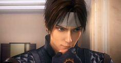 Kusanagi Kyo (King of Fighters: Destiny)