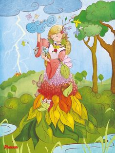 Summer Crafts, Diy And Crafts, Crafts For Kids, Garden Angels, Fairy Princesses, Butterfly Art, Paper Dolls, Fairy Tales, Art Drawings