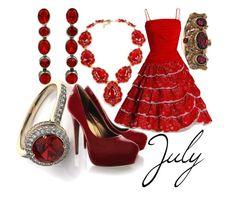 Ruby by elli-jane-xox on Polyvore featuring Blink, Yves Saint Laurent and Soixante Neuf