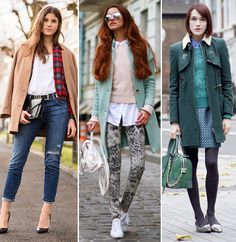 Street Style: How to Layer