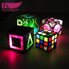 Portal Night Light  Lamp Companion Cube