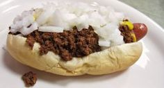 Here is the best Coney Island Hot Dog you will ever eat. Yes it really is. If you want the recipe here it is for you.