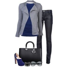 """""""Blueberry"""" by partywithgatsby on Polyvore"""