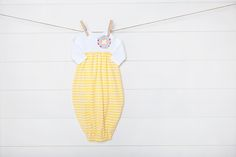 tutorial and pattern for making this adorable newborn sleeper