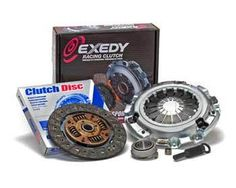 : Clutch/Pressure Plate : Exedy Clutch Kit - Stage 1 2004-08 RX-8