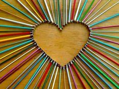 Zawsze mów  że kochasz #iloveyou #heart #serce #kocham : Kolekcja poniedziałkowych serc Page Hodell Monday Hearts 304