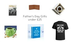 Father's Day Gift Guide - One Frazzled Mum