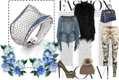 """""""Print on Print"""" by costisjewelry on Polyvore"""