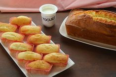 10 DOLCI PER LA COLAZIONE | Fatto in casa da Benedetta Bolos Low Carb, Mud Cake, Sweet Cakes, Biscotti, Breakfast Recipes, Bakery, Sweet Treats, Good Food, Food And Drink